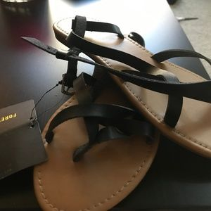 NWT – Forever21 Size 8 Sandals